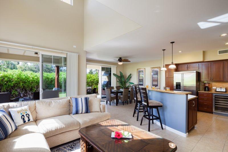 E1 Waikoloa Beach Vacation Villas | 3 Bedroom Vacation ...