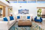 Bay Club Waikoloa 621.  Spacious 2 bedroom condo.  Includes beach gear!