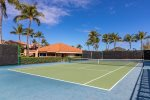 Bay Club at Waikoloa onsite tennis court