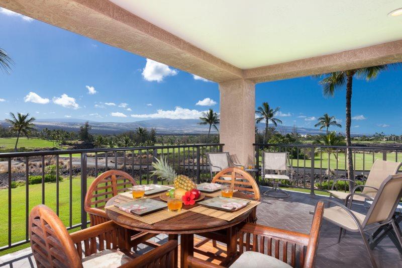 622 Bay Club Waikoloa Hawaii Vacation Rental Swimming Pool Golf