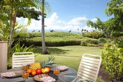 A2 Waikoloa Beach Villas.  BBQ Grill on the lanai!