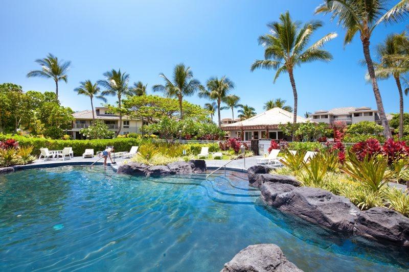 P4 Waikoloa Beach Villas | Fitness Center | Hawaii Beach ...
