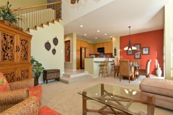 Waikoloa Colony Villas 304 Beautiful Two Bedroom Townhome