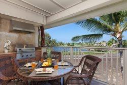 Waikoloa Beach Villas F33.  Hilton Waikoloa Pool Pass included for stays thru 2017