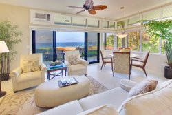 Luxury, remodeled townhouse featuring ocean, island and coastal views!