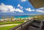 Some of the best views can be found from your bedroom lanai