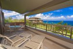 The lanai may become your favorite space in the villa