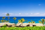 Enjoy stunning views of the Kapalua coastline, clear down to world-famous Honolua Bay