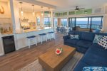 Rare, three bedroom Platinum Level remodeled townhouse, featuring �the most premier ocean, island and coastal views!
