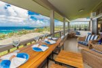 Platinum level remodeled townhouse, featuring the most premier ocean, island and coastal views at the Kapalua Resort