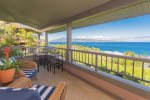 There can be no better place on Maui to take in the views of the island of Moloka`i