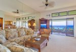 Enjoy stunning Maui ocean views from this spacious Ridge villa