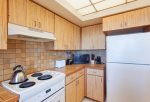 This well equipped kitchen is perfect for meals of all sizes