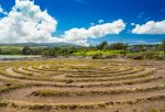 Explore Kapaluas Labyrinth for peace and serenity