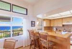 Ocean views fill every inch of living, dining rooms and kitchen