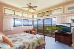Exquisite ocean views from master bedroom