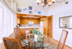 Easy access to lanai from kitchen