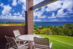 Enjoy a quiet evening in paradise on your private lanai