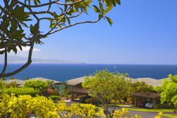 Exquisite remodeled ocean view villa with better than GOLD bathrooms and kitchen!
