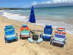 The number one beach in the world, Kapalua Bay, is just a short walk from your door