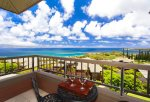 Relax on the privacy of your private lanai located off your bedroom