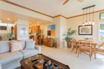 Relax in this GOLD remodel with tile floors, Chef`s kitchen and new bathrooms
