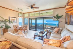 Super Platinum Villa with AC, Views Which Maui Dreams are Made of, this Kapalua Townhouse is Simply Spectacular!
