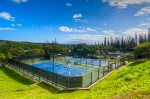 Kapalua Resort`s Troon Tennis Garden