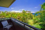 Wake up to beautiful colors of the morning on your upstairs private lanai