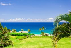All day sunshine and ocean and Molokai views from living room AND bedrooms!