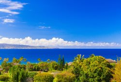 Spacious villa offering one-of-a kind ocean, coastal, island AND golf views!