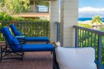 There is no better place to spend your vacation than on your private lanai