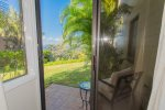 Step outside onto your private lanai