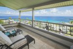 Gorgeous ocean and island views from one of the most ideal locations at The Ridge