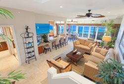 High-end remodeled townhouse with UNRIVALED ocean views and luxurious interiors!