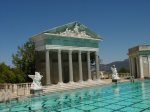 Visit Hearst Castle up the coast