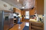 You will love preparing meals in this great kitchen
