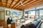 This amazing oceanfront Cayucos Loft is one of the most exclusive spots in town