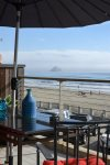 Amazing ocean views and views of Morro Rock