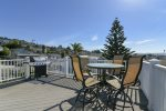 Who doesn`t want to BBQ and dine on their own rooftop deck on a sunny, Morro Bay day