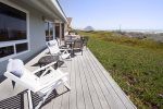 3033 Beachcomber, Morro Bay. Sleeps 8. Oceanfront and beach access.