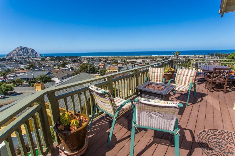 Beach N Bay Vacation Rentals in Morro Bay, Cayucos, and Los Osos