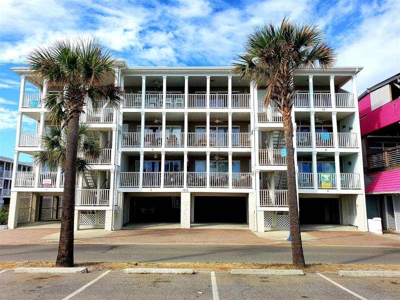 South Beach Ocean Condos East Unit 8 Panoramic Oceanfront Views Of Tybee Free Wi Fi