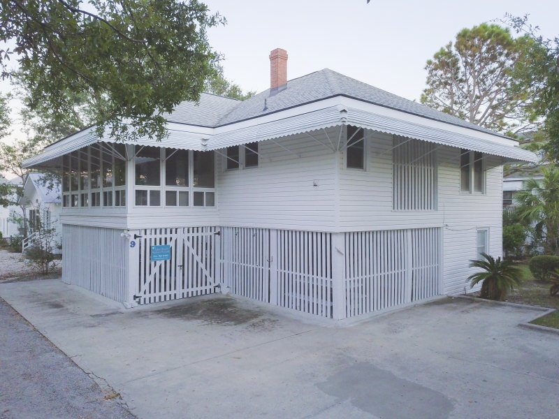 9 Shirley Road Clic Tybee Beach House Close To The