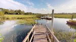 Launch your kayak or enjoy fishing or crabbing from the floating dock