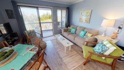 Savannah Beach and Racquet Club Condos - Unit B108 - Panoramic Water Views - Swimming Pool - Tennis - FREE Wi-Fi