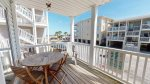 Enjoy the sounds of the surf and ocean breezes from your private balcony