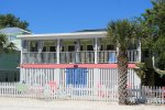 `Endless Summer Two` is just one block from the beach and Downtown Tybee