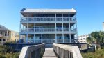 This oceanfront unit offers great views of the Ocean, a private balcony, a complex only walkover to the beach and access to Beachside Colony`s 3 pools