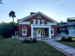 The Tybee Post Theater is only steps away from your condo